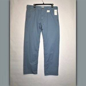 NWT Dockers Mens Straight Flyweight Pants 36x32
